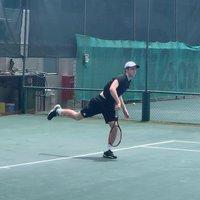 Blake F. Tennis Instructor Photo