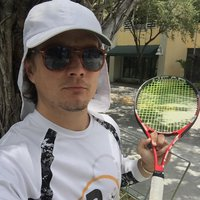 Rafael M. Tennis Instructor Photo