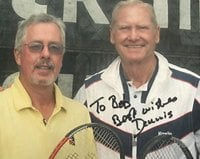Robert B. Tennis Instructor Photo