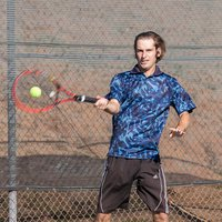 Thomas P. Tennis Instructor Photo