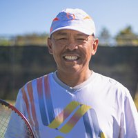 Amadeo J. Tennis Instructor Photo