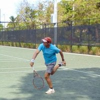 Douglas M. Tennis Instructor Photo