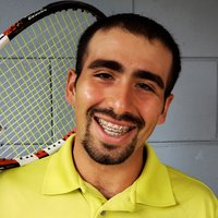 Luis V. Tennis Instructor Photo