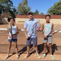 Isaac A. Tennis Instructor Photo