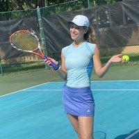 Elena J. Tennis Instructor Photo