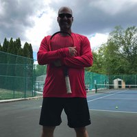 Robert R. Tennis Instructor Photo