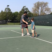 Andrew G. Tennis Instructor Photo