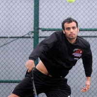 Asaf B. Tennis Instructor Photo