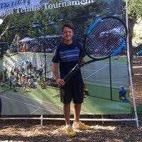 Joshua G. Tennis Instructor Photo