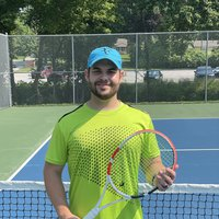 Oswaldo H. Tennis Instructor Photo