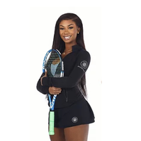 Skylar M. Tennis Instructor Photo