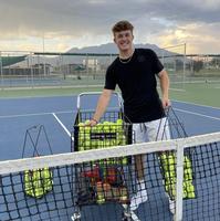 Carson G. Tennis Instructor Photo