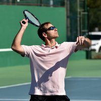 Tom B. Tennis Instructor Photo