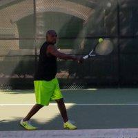 Jerald W. Tennis Instructor Photo