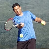 Roger H. Tennis Instructor Photo