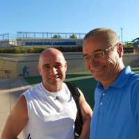 Bas S. Tennis Instructor Photo