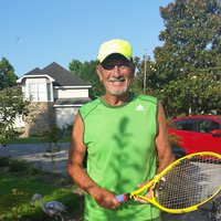Robert V. Tennis Instructor Photo