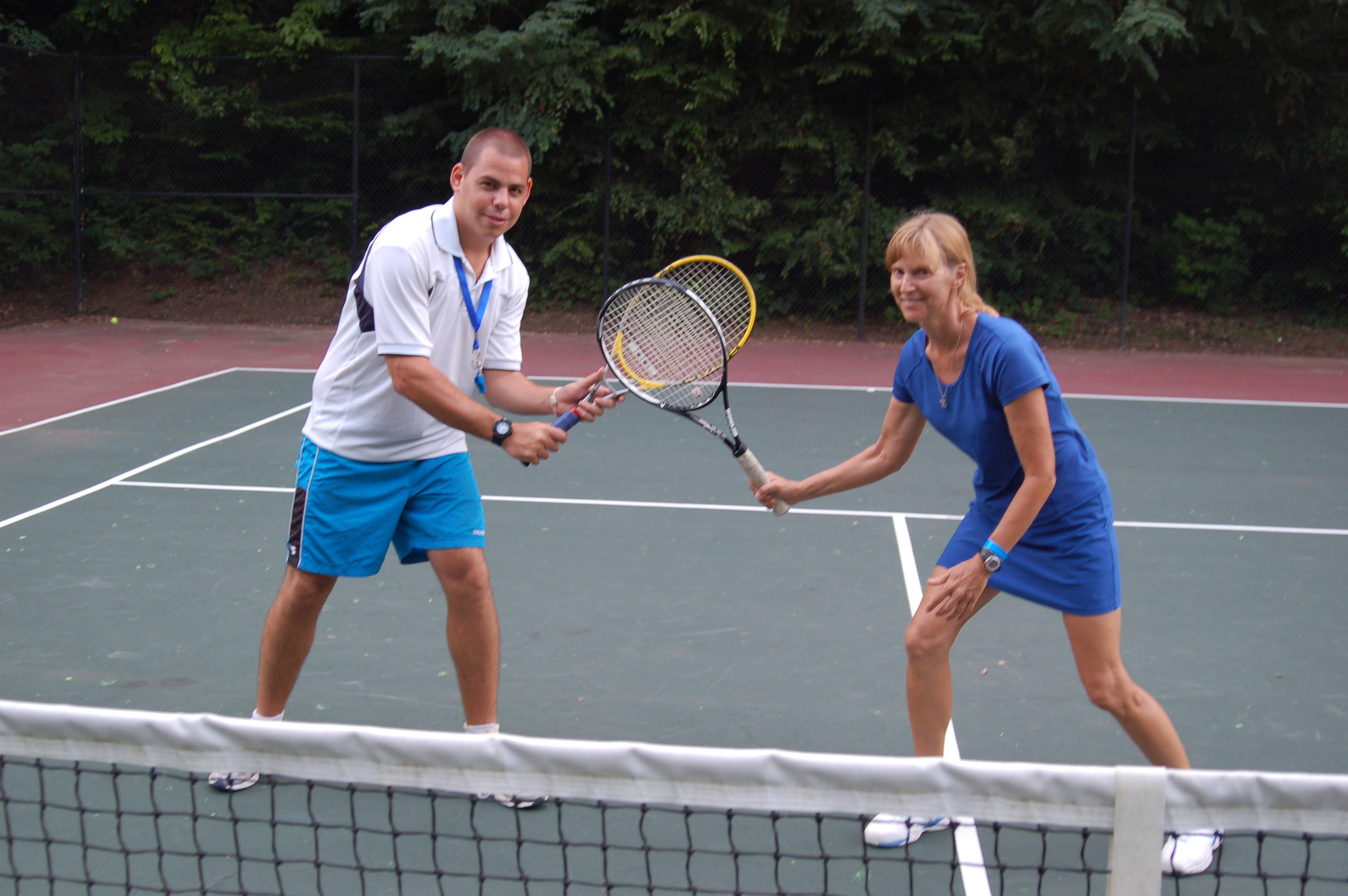 Tennis lessons and programs in Cumming, Georgia