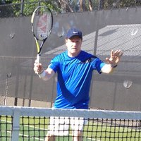 Bruce A. Tennis Instructor Photo