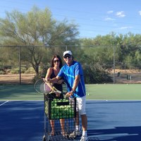Jorge P. Tennis Instructor Photo