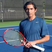 Nagraj K. Tennis Instructor Photo
