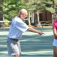 Lester Y. Tennis Instructor Photo