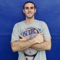 Matthew S. Tennis Instructor Photo