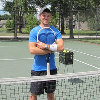 Zachary H. Tennis Instructor Photo